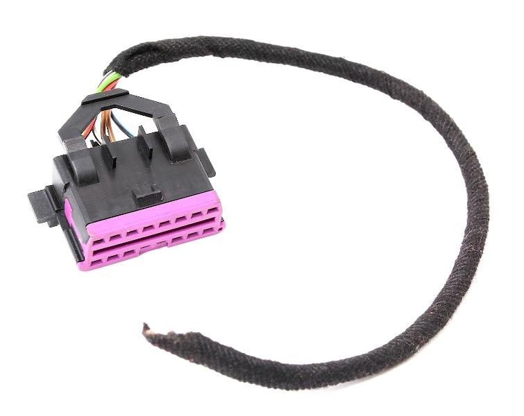 saab 9 5 obd wiring obd on board diagnostics wiring plug pigtail audi a6 a4 ... vw obd wiring