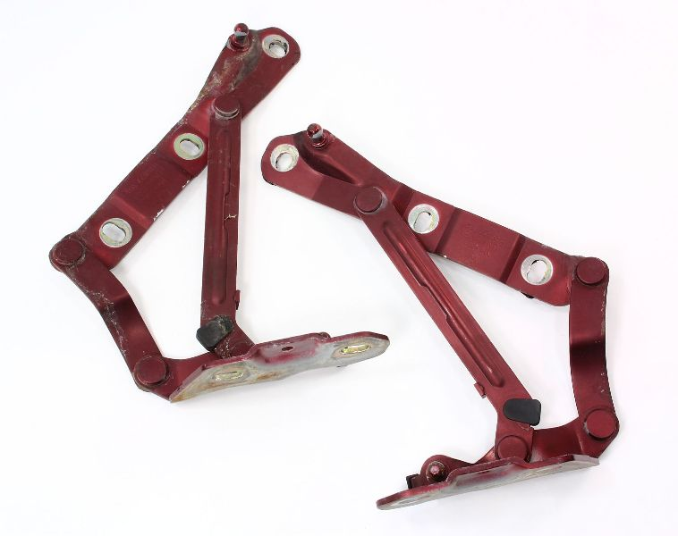 Cp Trunk Hinges Vw Jetta Shocks Struts H Lc T Indian Red Pearl on Bmw 5 Interior Trunk Parts Deck