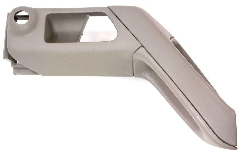 rh front tan door pull handle 93 95 vw jetta golf mk3. Black Bedroom Furniture Sets. Home Design Ideas