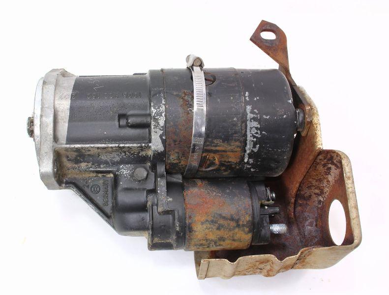 Starter Motor Vw Jetta Rabbit Scirocco Mk1 Automatic 1005 822 162