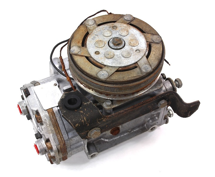 York Ac Compressor 75 80 Vw Rabbit Scirocco Mk1