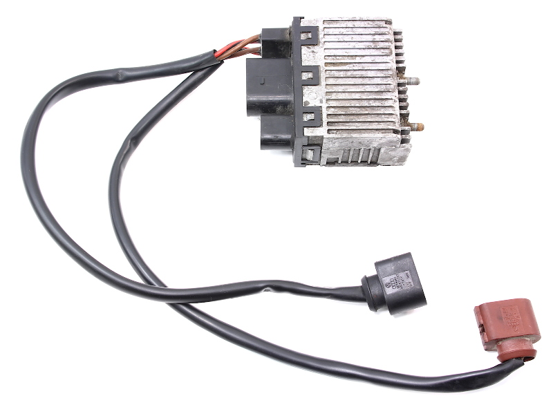 Cooling Fan Module Audi A6 Allroad 00 01 2 7t V8 8d0 959