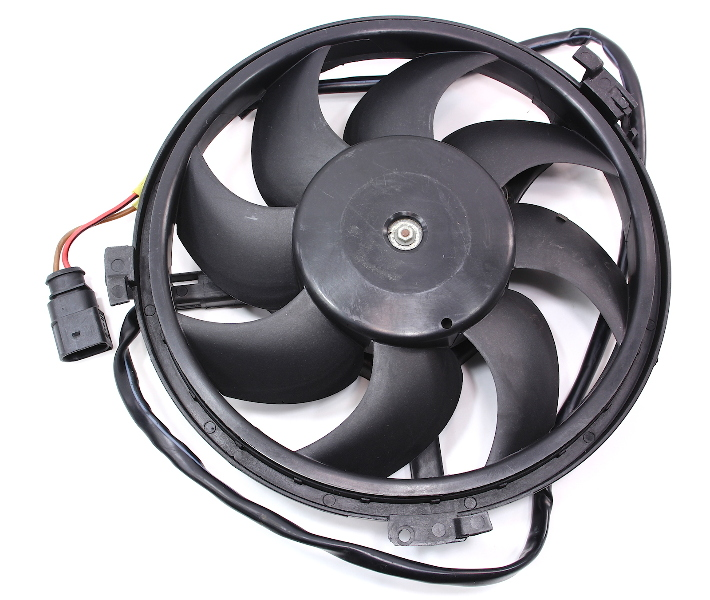 Oem 300 Watt Electric Fan Audi A6 S6 00 04 4 2 V8 Gate