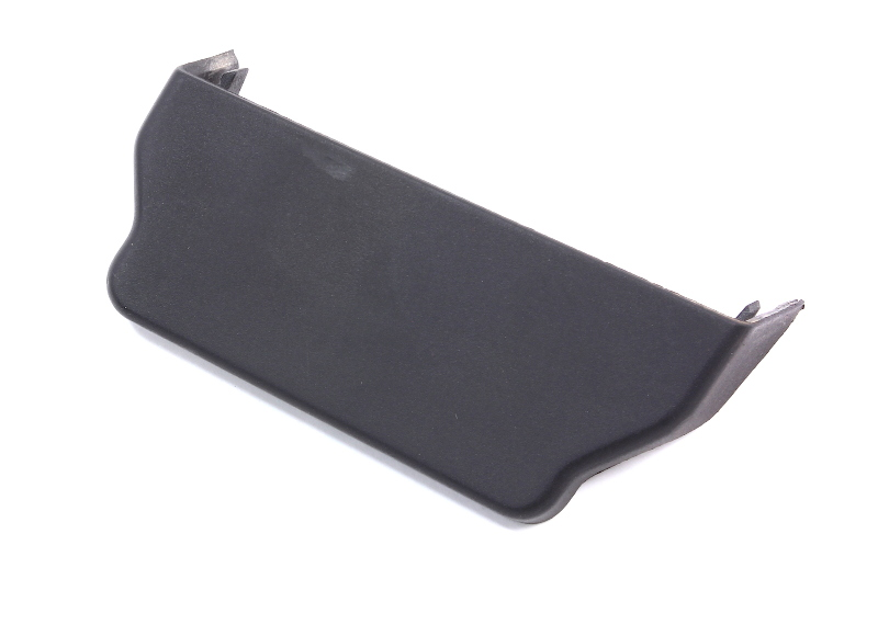 LH Exterior B Pillar Small Trim Cover 96-01 Audi A4 S4 B5 - 8D0 853 589