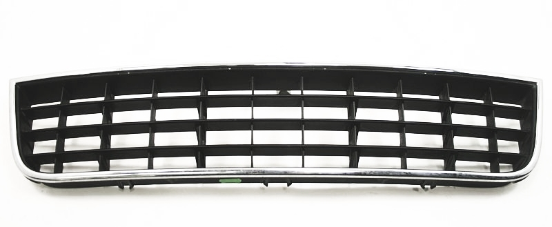Genuine Audi Lower Center Bumper Grill 00 04 A6 S6 V8