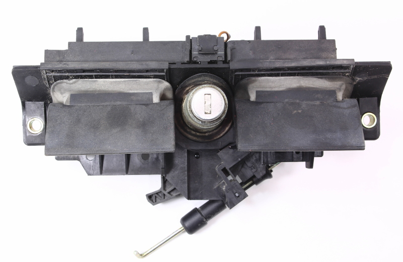 Trunk Handle Amp Lock Cylinder Audi A6 S6 98 04