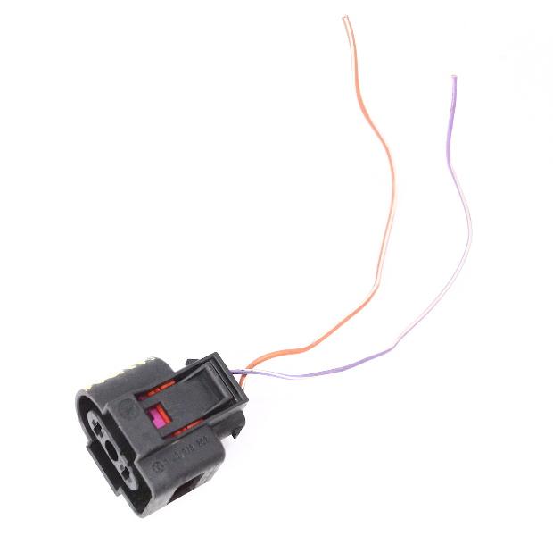 wiper washer fluid sensor pigtail vw jetta golf gti mk wiring plug connector