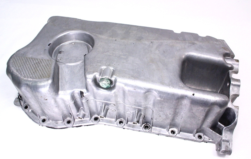 Engine Oil Pan 02 05 Vw Jetta Gti 2 8l 24v Vr6 Bdf 021