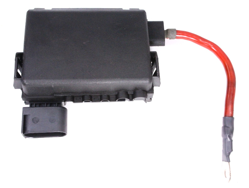 battery fuse distribution block box   vw jetta golf gti