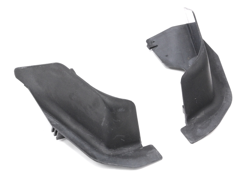 hood hinge covers 99-05 vw jetta golf gti mk4