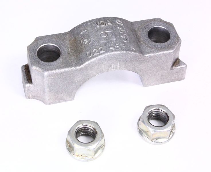 #9 Cylinder Head Camshaft Bearing Cap 02-05 VW Jetta GTI MK4 - 2.8 24v VR6 BDF