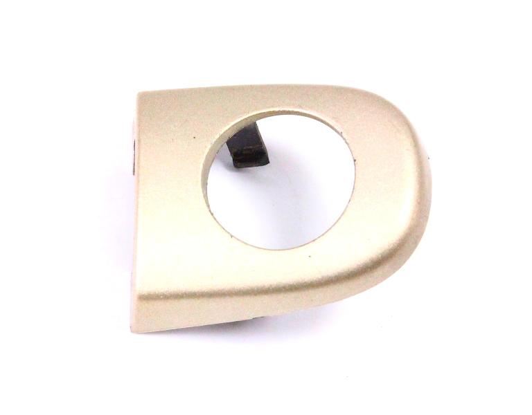 Door Handle Key Hole Trim Thumb Cap VW Golf GTI Jetta Passat Mk4 B5 - LA1W Beige