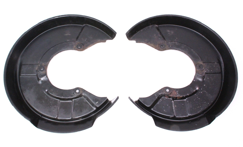 Rear Brake Dust Shields 98-05 Vw Passat B5 4motion
