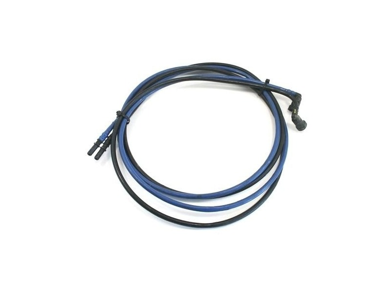Under Car Plastic Fuel Lines 98-05 Vw Beetle 2 0