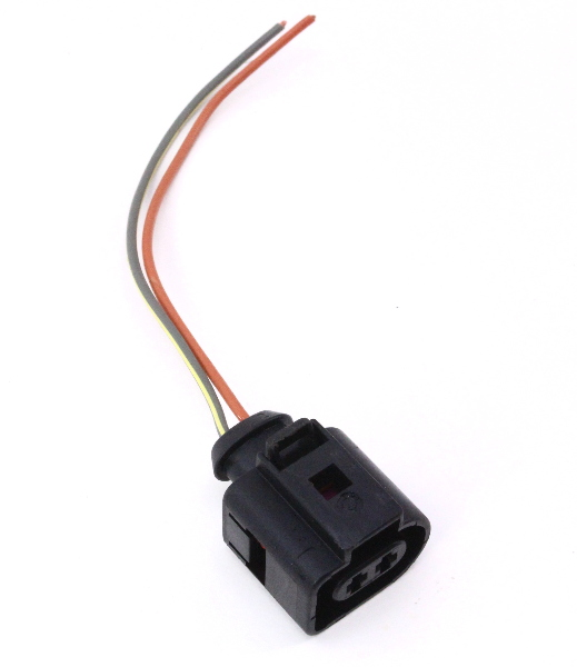 Fog Light Wire Plug Harness Pigtail Vw Beetle 98