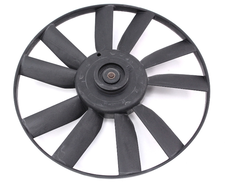 RH Cooling Fan Blade 93 99 VW Jetta Golf GTI Cabrio MK3