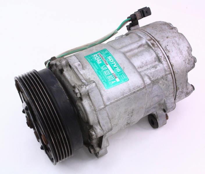 Cp Genuine Vw Ac Compressor Jetta Golf Gti Mk Beetle Audi Tt J A