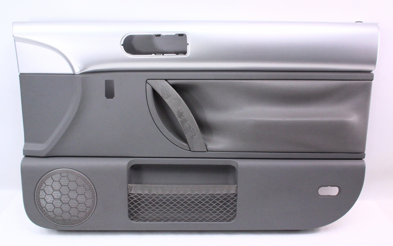 Rh Front Interior Door Panel 98-05 Vw Beetle - Interior Trim   Grey