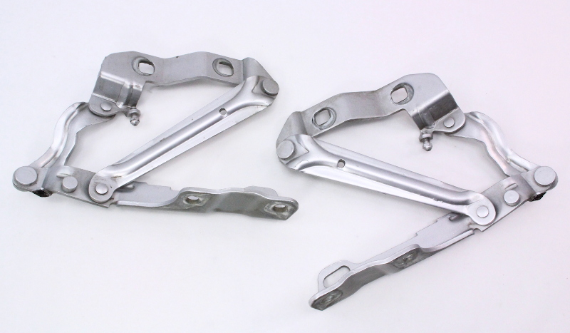 Hood Hinges 98-10 Vw Beetle Lg9r - Silver Arrow