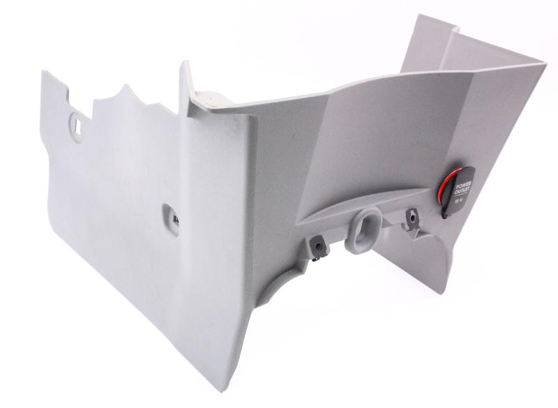 Lower Dash Center Console Trim  U0026 Power Outlet Vw Beetle 98