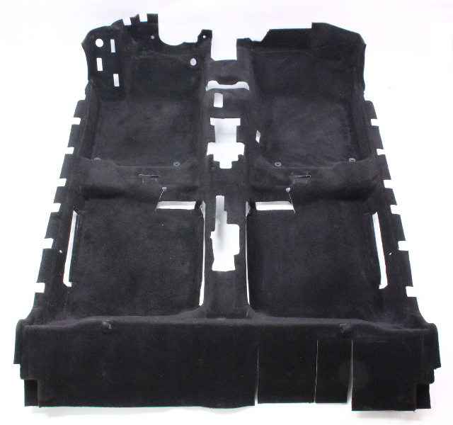 Genuine Vw Black Floor Carpet Vw Beetle 98 10 Factory Carpet