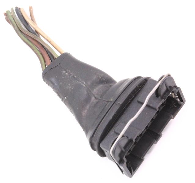 Ignition Control Module Plug Pigtail Vw Golf Jetta Mk1 Mk2