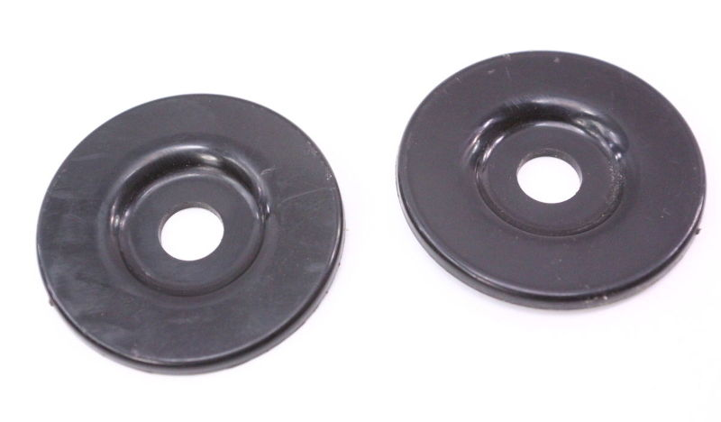 Trim Cap Cover Pair 80 91 Vw Vanagon T3 Transporter