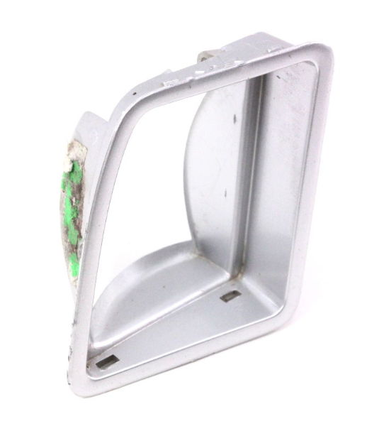 Lh License Plate Light Frame Trim Vw Beetle Lg9r Silver