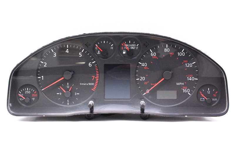 Gauge Cluster Speedometer Parts Only 1999 Audi A4 B5 8d0