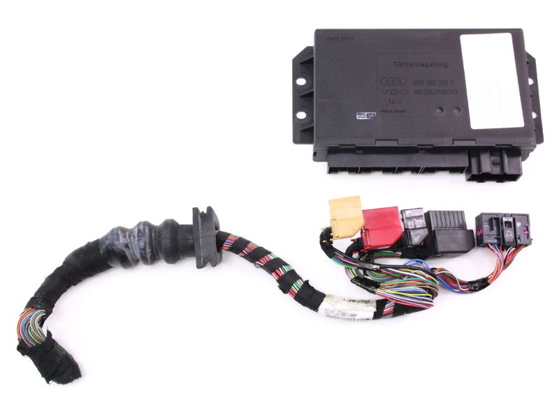 Ccm Comfort Control Module Audi A6 S6 Allroad C5 With