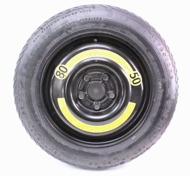 Spare Tire Compact Donut Wheel 98