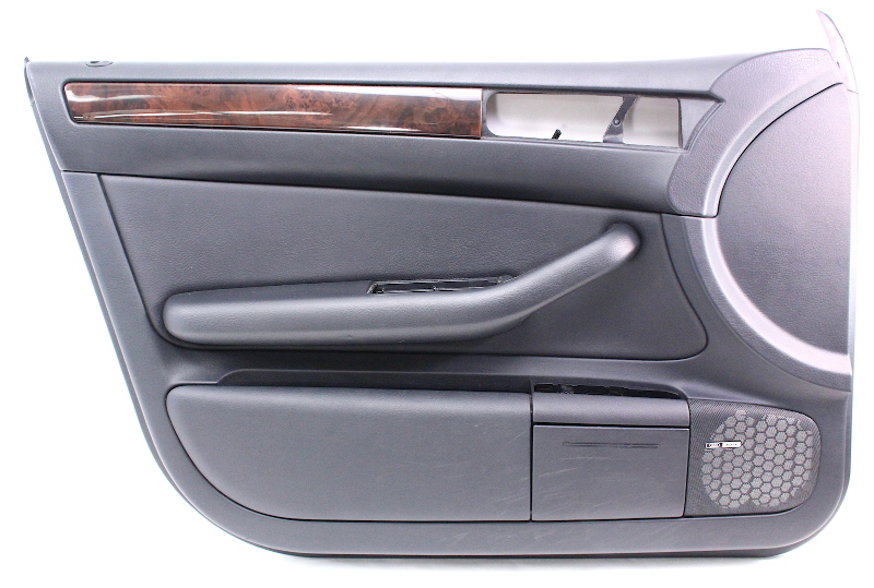Driver Front Interior Door Panel Card Trim 98 04 Audi A6 C5