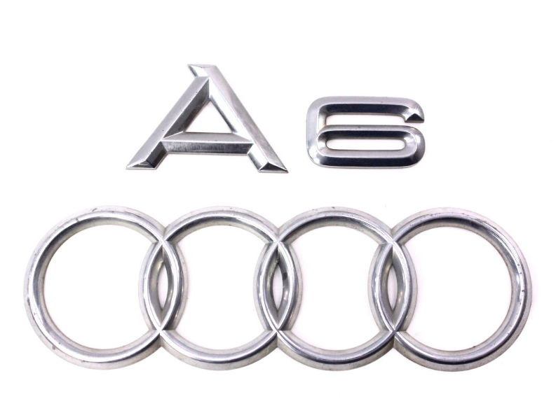 rear trunk emblems badges 98