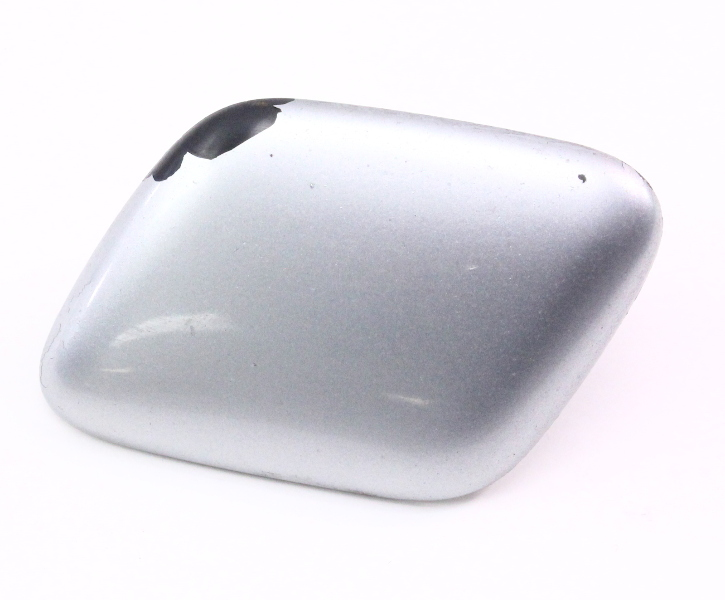 Lh Headlight Washer Jet Cover Cap Audi A6 98 01 Ly7m