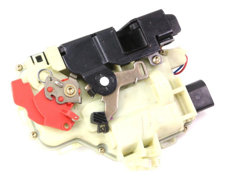 Rh Front Door Latch Lock Actuator Vw 05