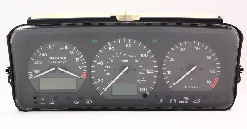 Gauge Cluster Speedometer 1995 Vw Passat 95 3a0 919 035 H