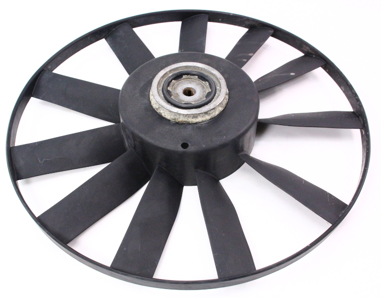Lh Radiator Electric Fan Blade Vw Passat 95 97 B4
