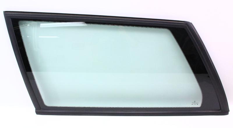 LH Rear Quarter Side Window Glass 90-97 VW Passat Wagon B3 B4 - Genuine
