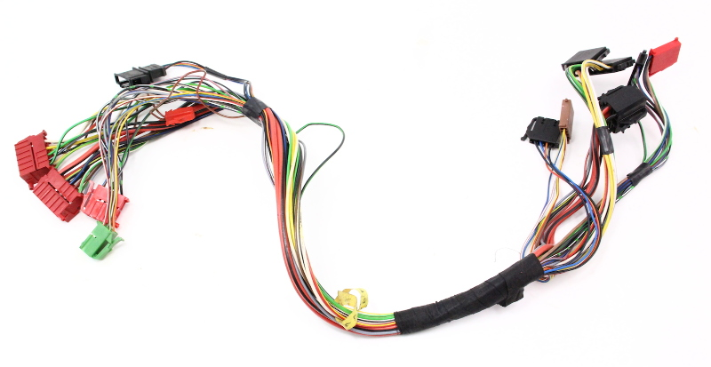 Steering Column Ignition MFA Switches Ignition Wiring Harness 95-97 VW Passat B4