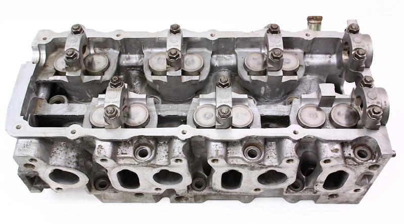 Vr6 Aaa Cylinder Head 93 99 Vw Jetta Gti Passat Corrado