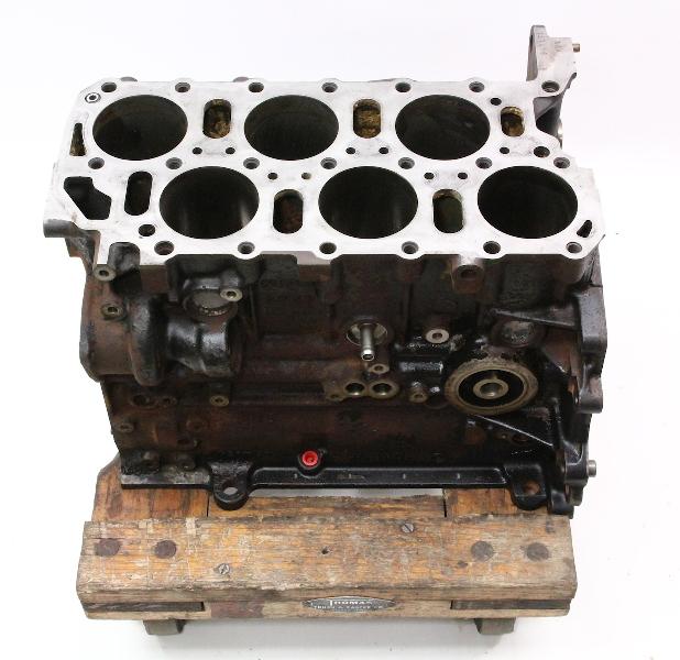 vr6 aaa cylinder block 93