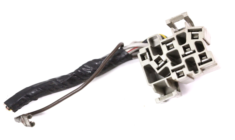 Switch Pigtail 9801 Audi A6 C5 Head Light Plug Connector Wiring