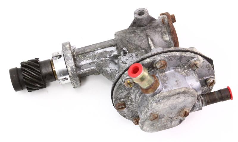 Engine Vacuum Pump 81 84 Vw Rabbit Pickup Jetta Mk1 Dasher Diesel 068 145 101 B