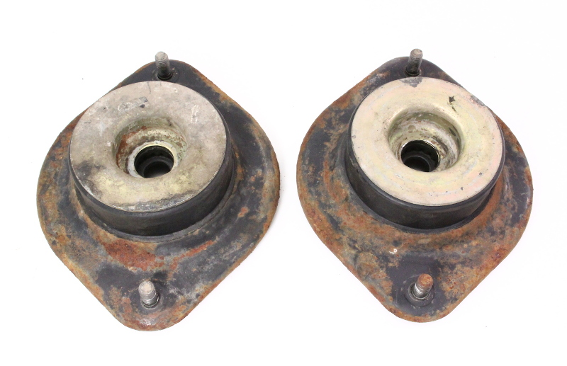 Front Upper Shock Spring Mount Bushing Plate 75 84 Vw