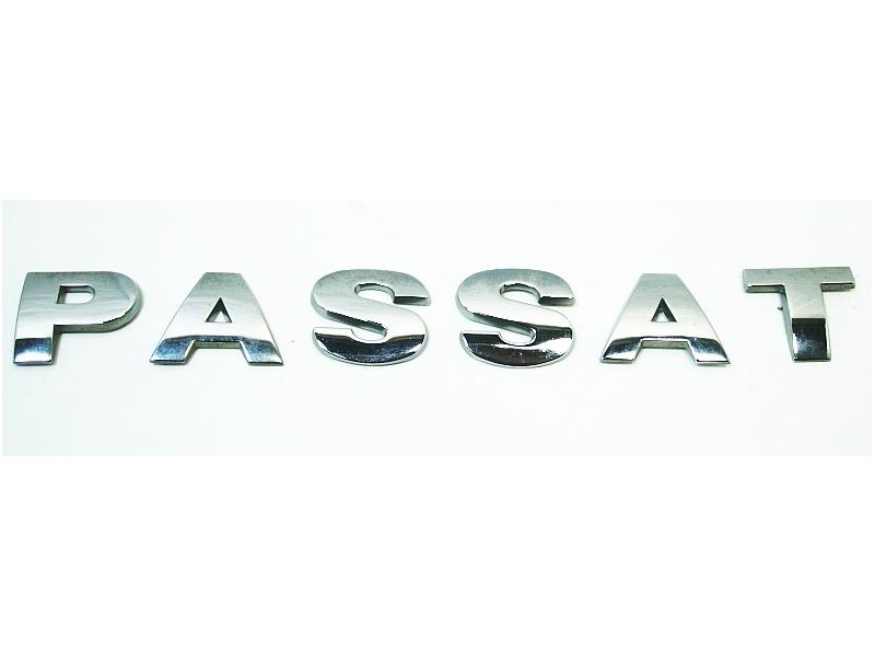 P A S S A T Trunk Hatch Emblem Badge 98 05 Vw Passat