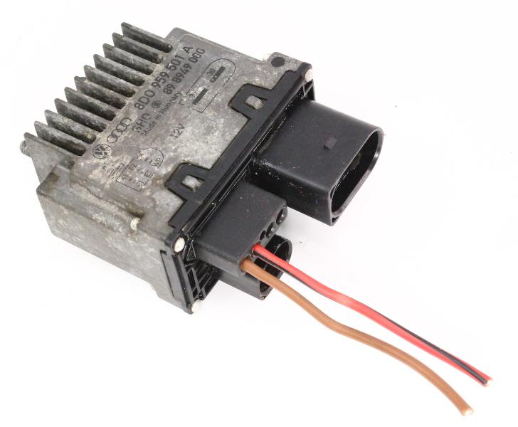 Cp Cooling Fan Control Module Vw Passat B Audi A S A D A