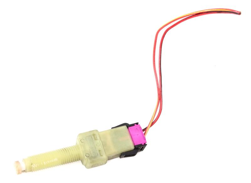 Brake Pedal Light Switch Amp Pigtail 98 01 Vw Passat Audi A4