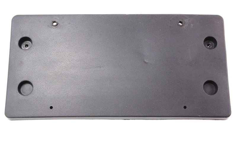 Front License Plate Mount Bracket Holder 99 05 Vw Golf Mk4