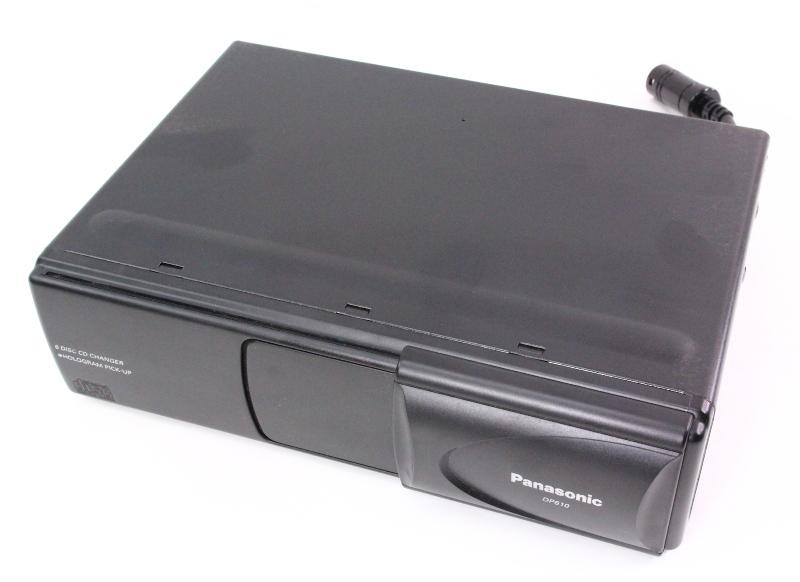 Panasonic Cx Dp610euc 6 Disc Cd Changer Audi A4 A6 S6 A8