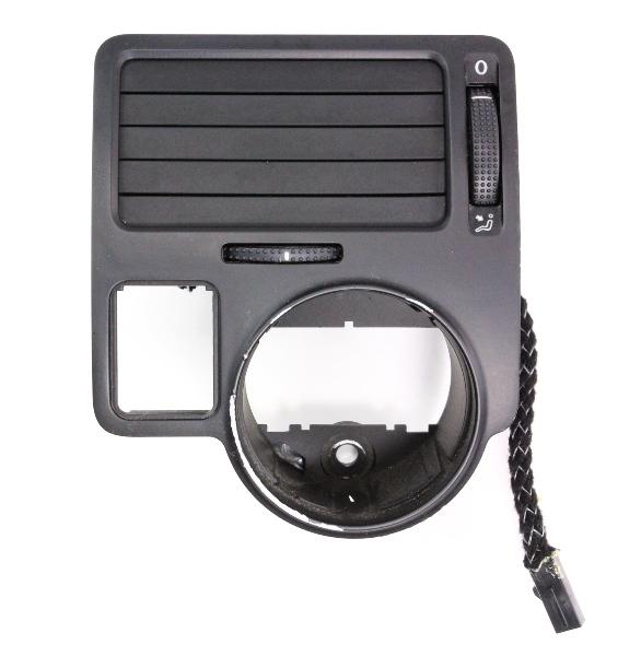 Lh Driver Dash Vent Headlight Trim 99 05 Vw Jetta Mk4